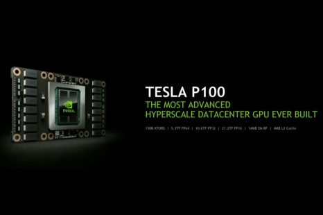 NVIDIA debuts the Tesla P100 HPC board