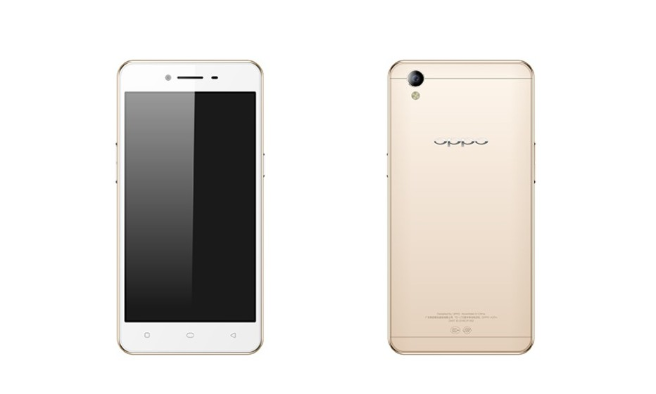 Oppo presents the A37 smartphone