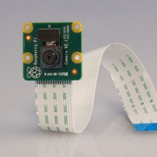 Raspberry Pi gets new integrated camera