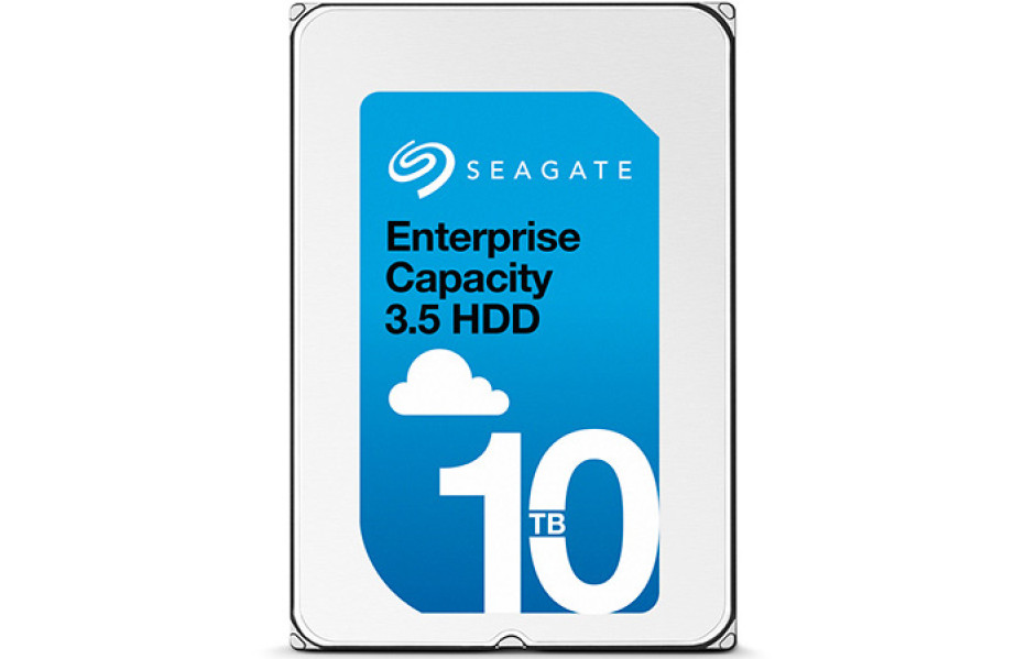 Seagate releases 10 TB hard drive in Europe