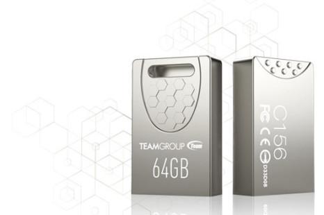 Team Group announces miniature flash drives