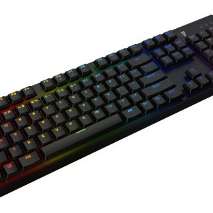 Tesoro unveils the GRAM Spectrum gaming keyboard