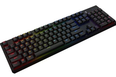 Tesoro unveils the GRAM Spectrum gaming keyboard