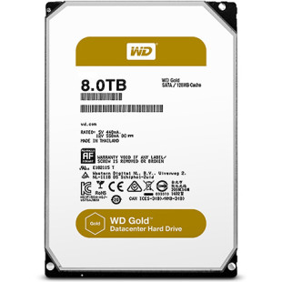 Western Digital introduces Gold hard drives