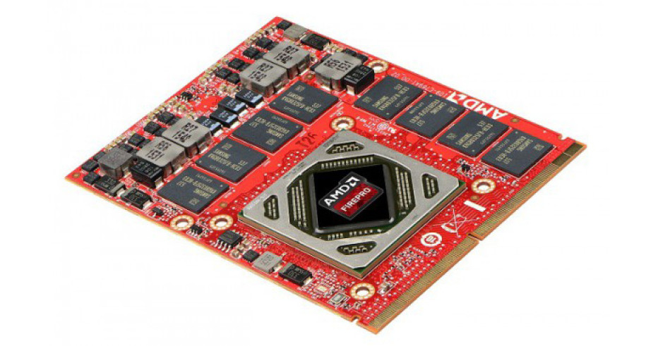 AMD unveils the FirePro S7100X module