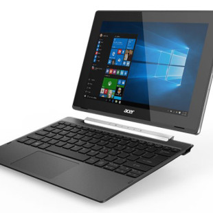 Acer presents two 2-in-1 convertible notebooks