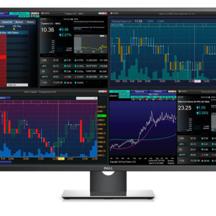Dell announces the P4317Q monitor
