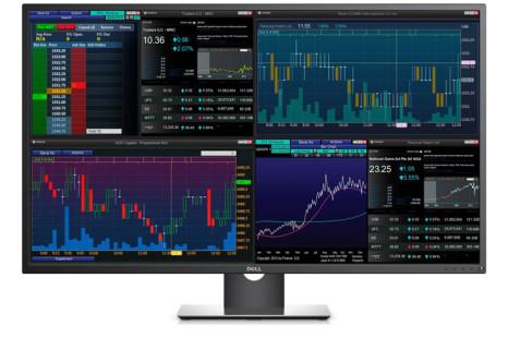 Dell announces the P4317Q monitor