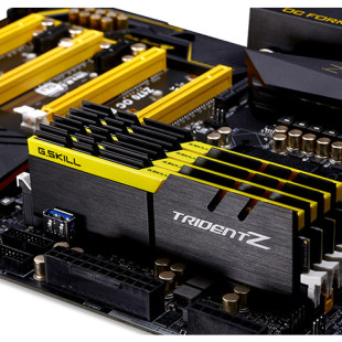 G.Skill to offer more colors for its Trident Z DDR4 memory