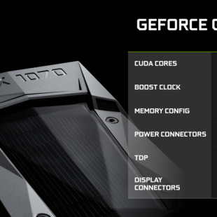 GeForce GTX 1070 specs published