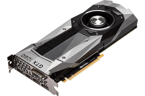 NVIDIA publishes GeForce GTX 1080 tech specs