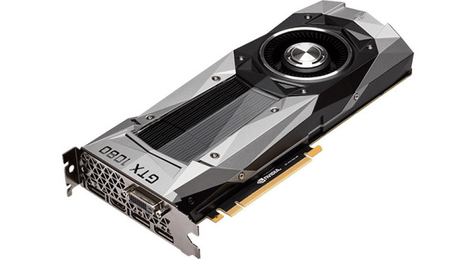 NVIDIA publishes GeForce GTX 1080 tech specs