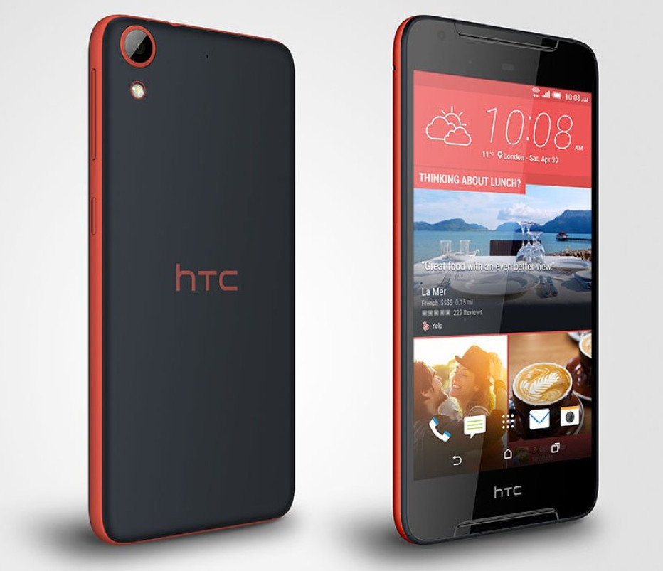 HTC unveils the Desire 628 smartphone