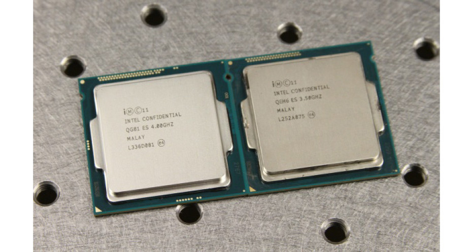 Intel changes its CPU markings