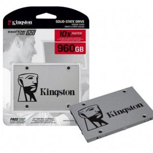 Kingston announces UV400 solid-state drive line