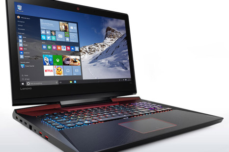 Lenovo presents the Ideapad Y900 gaming notebook
