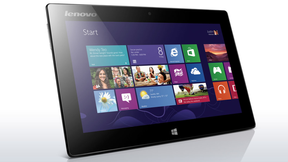 Lenovo plans huge tablet