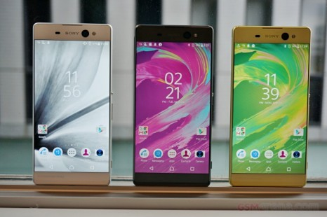 Sony announces the Xperia XA Ultra smartphone