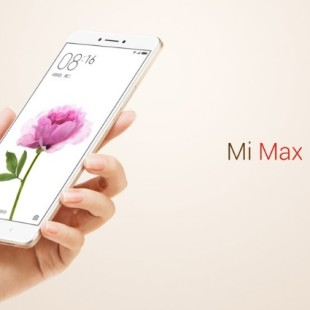 Xiaomi announces the Mi Max smartphone