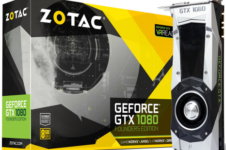 NVIDIA launches the GeForce GTX 1080