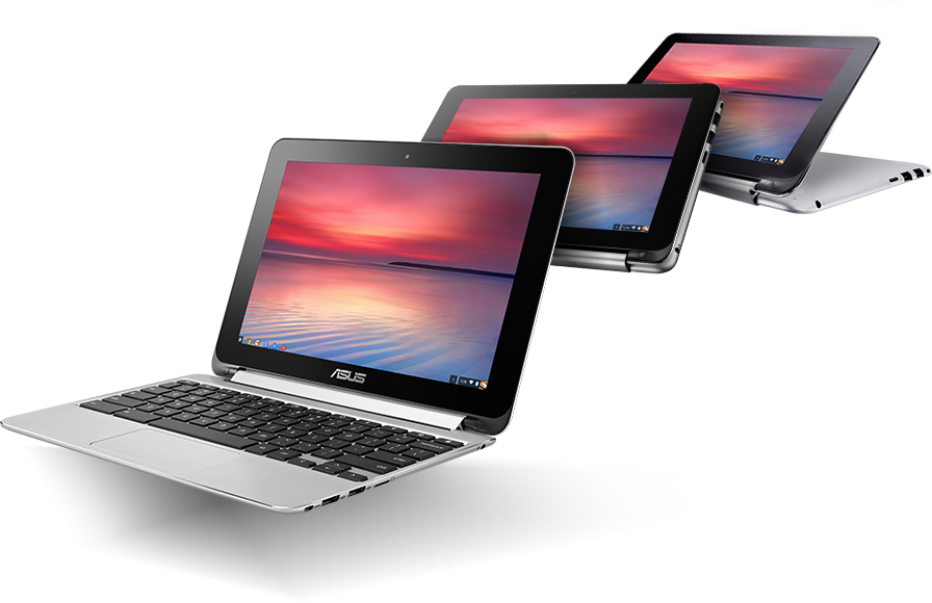 ASUS works on another convertible Chromebook