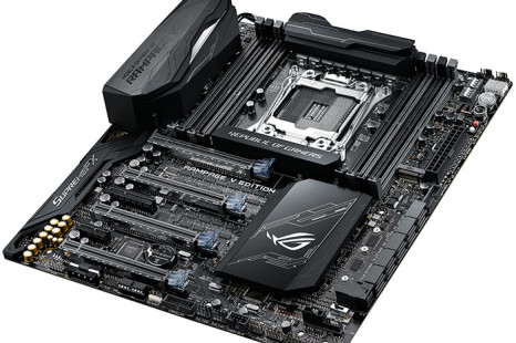 ASUS unveils one more X99 motherboard