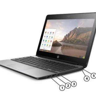 HP prepares the Chromebook 11 G5 notebook