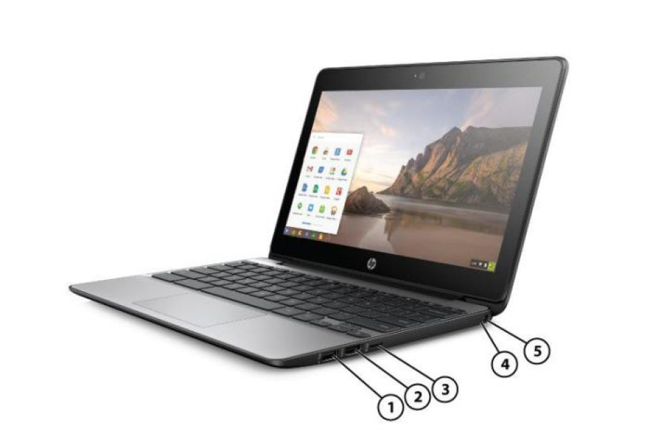 HP prepares the Chromebook 11 G5 notebook