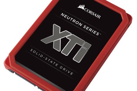 Corsair unveils the Neutron XTi SSD line