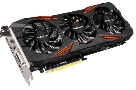 Gigabyte shows custom GeForce GTX 1070