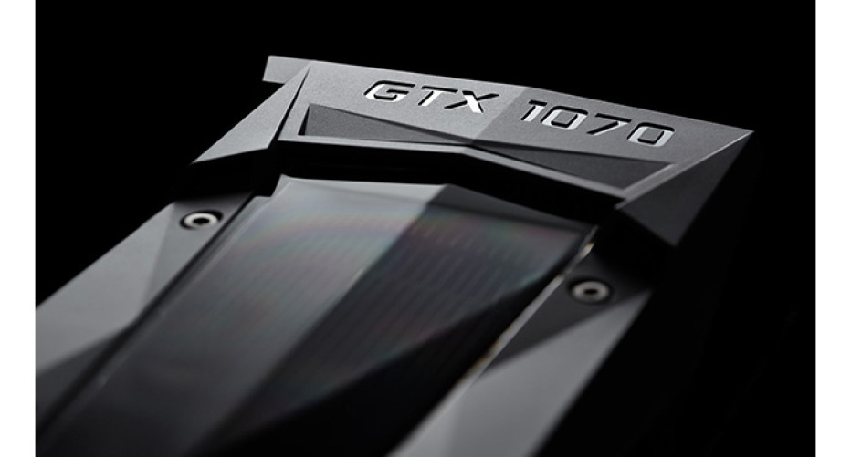 NVIDIA launches the GeForce GTX 1070