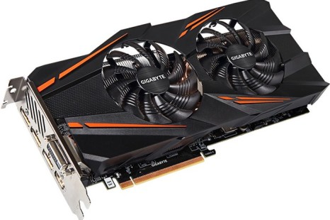 Gigabyte comes up with GTX 1070 WindForce 2X OC video card