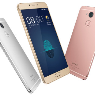 Gionee debuts the S6 Pro smartphone