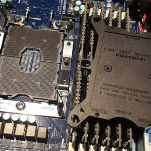 Intel readies LGA 3647 socket for Skylake-E processors