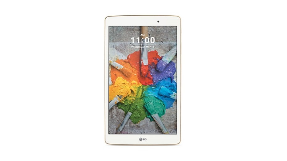 LG launches G Pad X 8.0 tablet