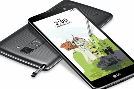 LG presents the Stylus 2 Plus smartphone