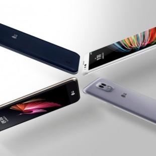 LG presents several X smartphones