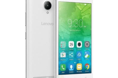 Lenovo prepares the Vibe C2 smartphone
