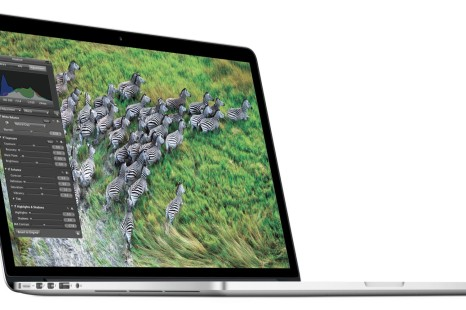 Apple's Retina MacBook Pro has a freezing issue