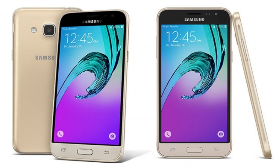 Samsung presents Galaxy J3 Pro smartphone