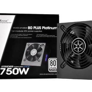 SilverStone announces the Strider Platinum PSU line