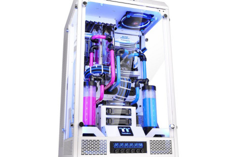 Thermaltake shows The Tower computer case