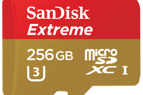 Western Digital unveils new ultra fast 256 GB microSD card