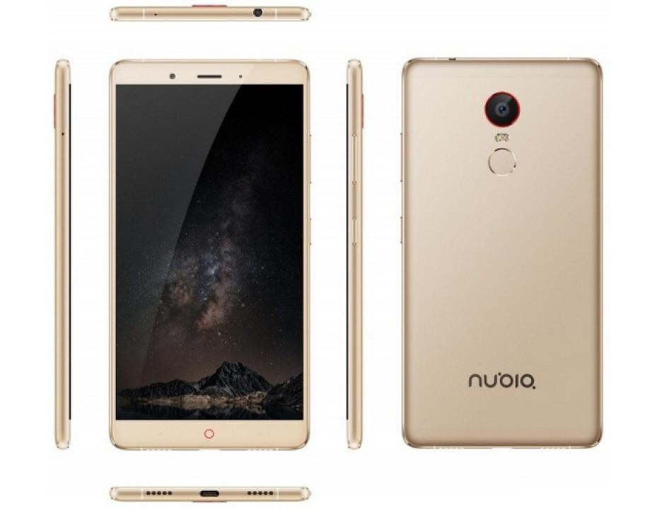 ZTE presents Nubia Z11 Max smartphone