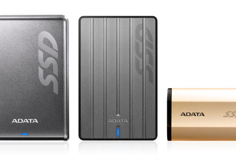 ADATA unveils three external SSDs