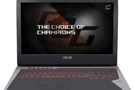 ASUS prepares ROG G752VM gaming notebook