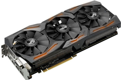ASUS launches the Radeon RX 480 Strix