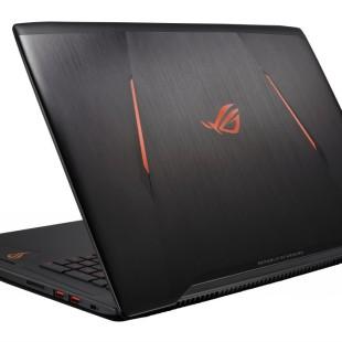 ASUS launches the ROG Strix GL702 gaming notebook