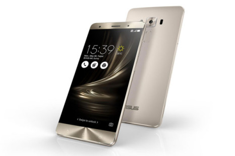 The ASUS ZenFone 3 Deluxe is powered by Snapdragon 821