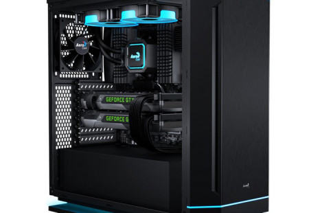 AeroCool presents the DS230 PC case